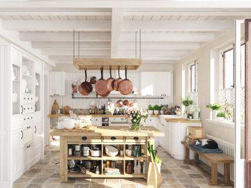 Kuchnia W Stylu Retro I Vintage Urządzanie Domu Ze Smakiem