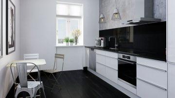 Sciana W Kuchni Pomysly Kolory Inspiracje Urzadzanie Domu Ze