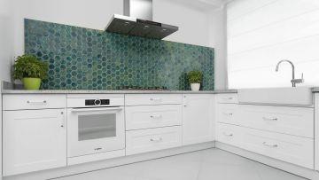 ściana W Kuchni Pomysły Kolory Inspiracje Urządzanie