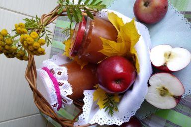 Marmolada z jesiennych jabłek☺