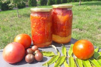 Gołe pomidory