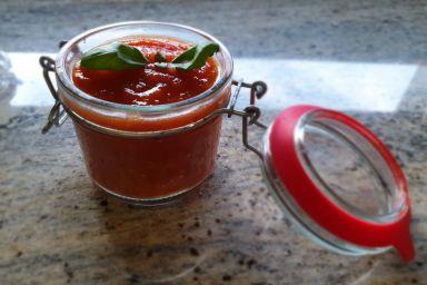 Cukiniowy ketchup