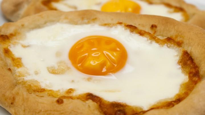 Chaczapuri to potrawa kuchni:
