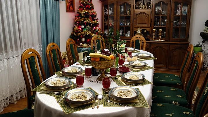 Kutia to popularna we wschodniej Polsce potrawa wigilijna. Przygotowuje się ją: