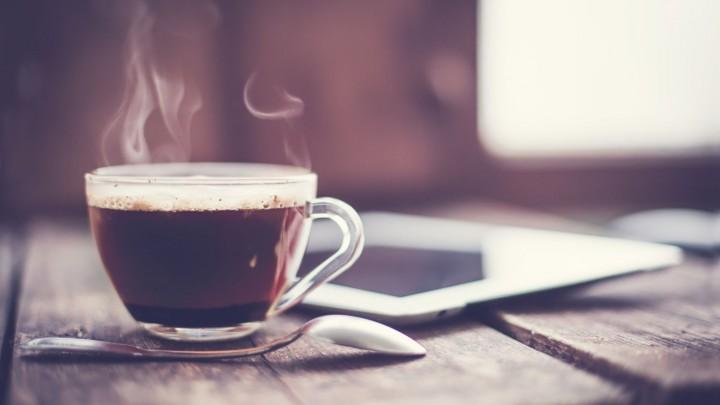 1. Kawa wypita kilkadziesiąt minut przed treningiem…