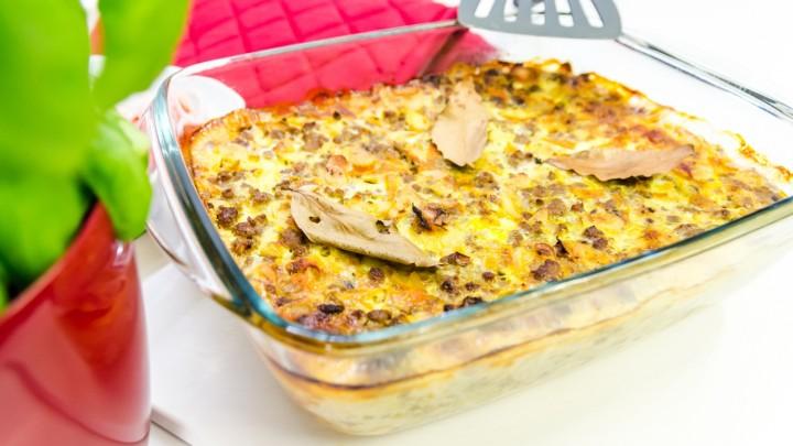 Babotie to smakowita zapiekanka z mielonego mięsa w polewie z jajek. W którym kraju jest podawana?
