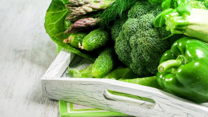 Co zrobić, by zielone warzywa na traciły koloru podczas gotowania?