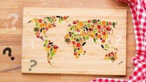 Dookoła świata - tradycyjne potrawy z różnych stron świata