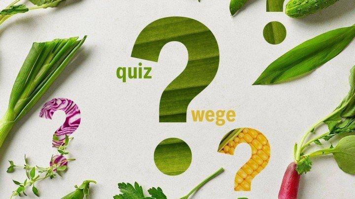 Quiz wegetariański