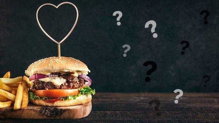 Jak bardzo kochasz jedzenie?