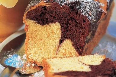 Ciasto ucierane Marmurek
