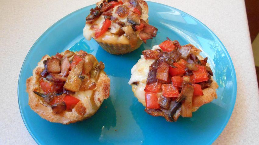 Muffinki śniadaniowe