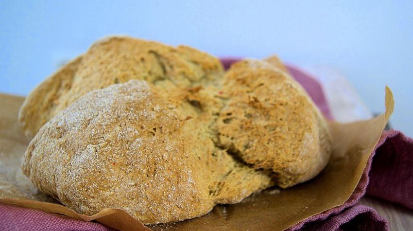 Chleb irlandzki na maślance