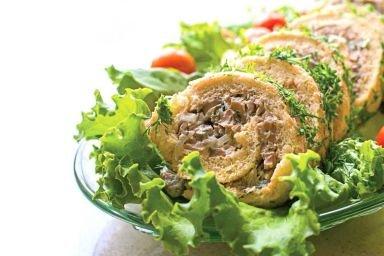 Placek mięsno-warzywny