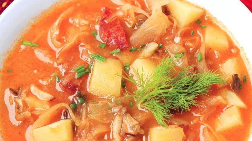 Tajska zupa To-Yum