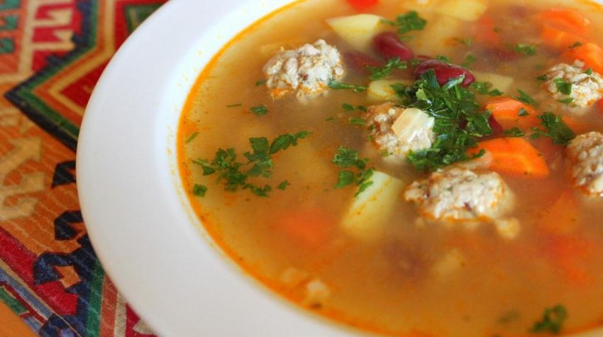 Zupa zbójnicka
