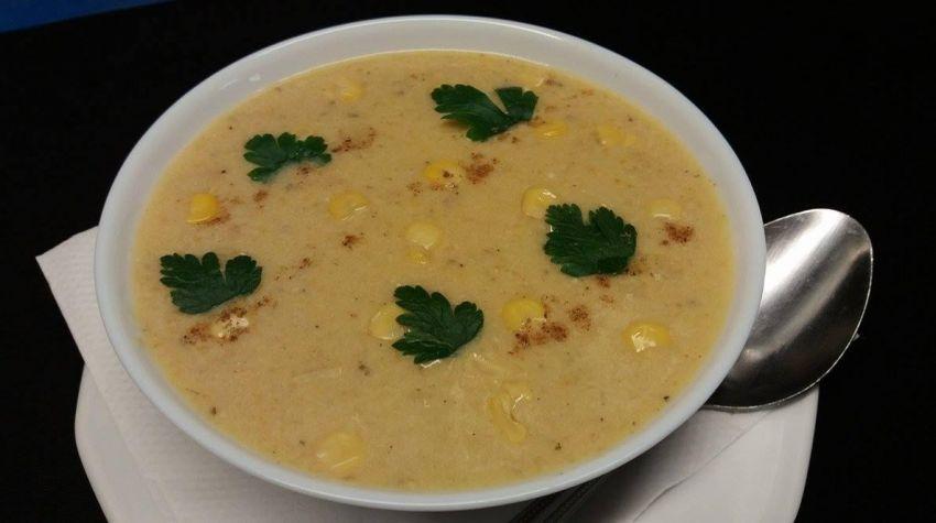 Zupa krem z drobiu