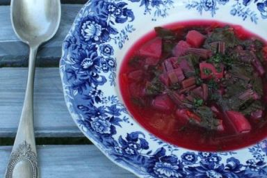 BOTWINKA zupa wiosenna