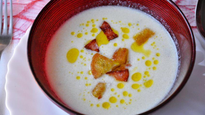 Cordon bleu soup