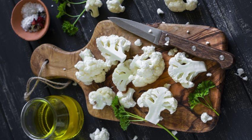 Pasta kalafiorowa