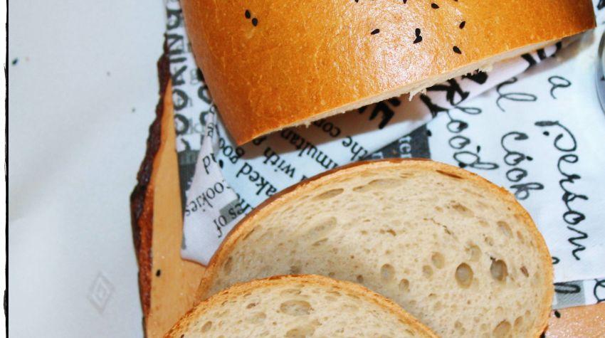 Chleb na piwie