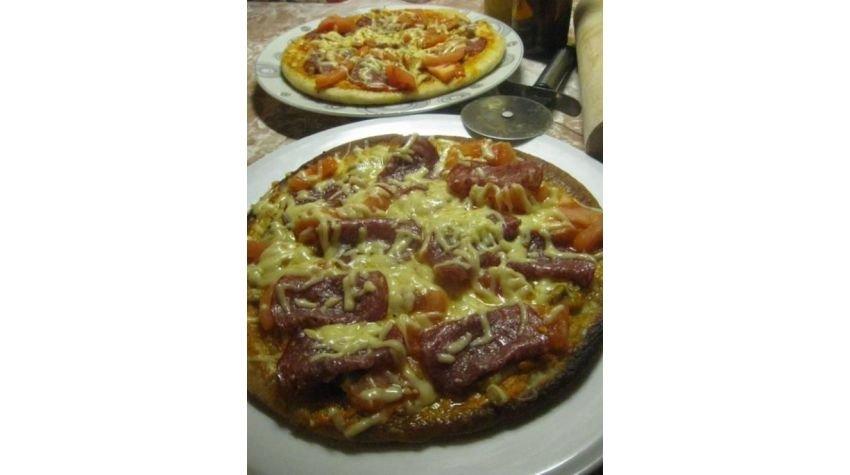 Pizzerinki prosto z patelni
