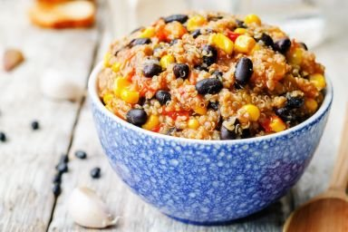 Quinoa po meksykańsku