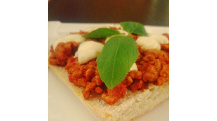 Kanapka Sloppy Joe