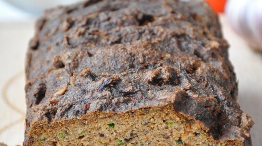Chleb bez drożdży bezglutenowy