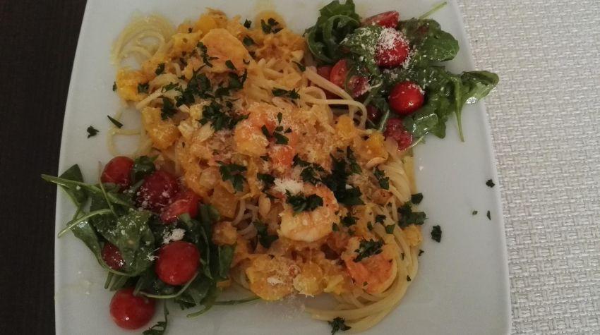 Spaghetti polsko - azjatyckie