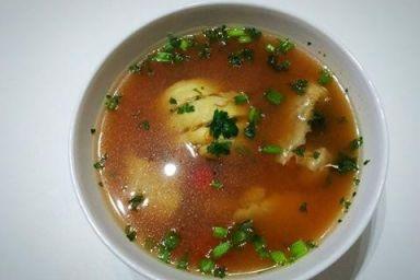 Rozgrzewająca zupa rybna z dorsza