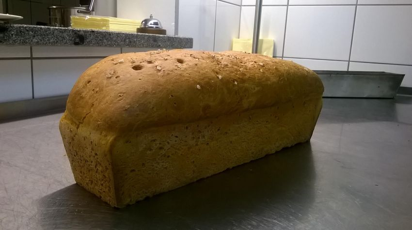 Chleb z mąką kokosową