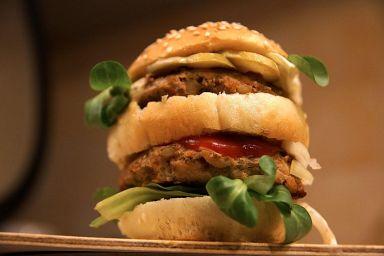Hamburgery z pęczakiem