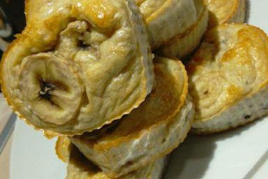 Tapiokowo-bananowe  muffiny