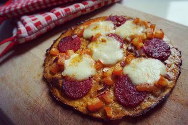 Pizza z batata