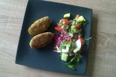 Kotleciki brokułowo-kalafiorowe
