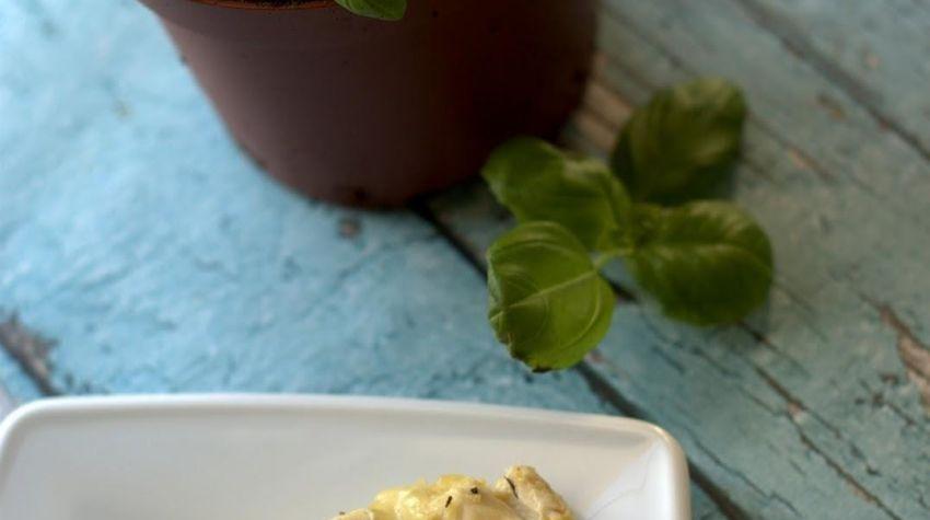 Cytrynowy kurczak z mozzarellą