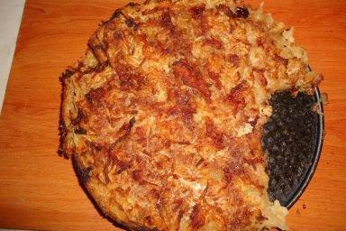Ciasto owsiane z suszonymi owocami