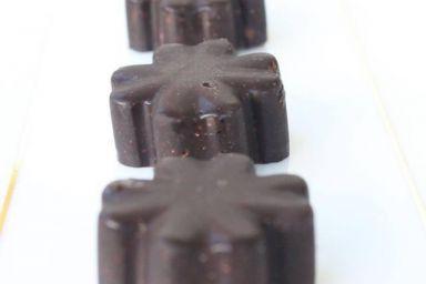 Dietetyczne czekoladki