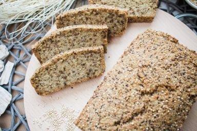 FIT ŚNIADANIE: Bezglutenowy chleb z amarantusa