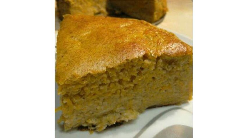 Ciasto dyniowy bananowiec
