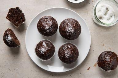 Kokosowo-czekoladowe fit muffinki