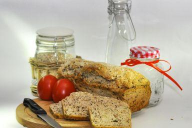 Pikantny chleb który zawsze się udaje
