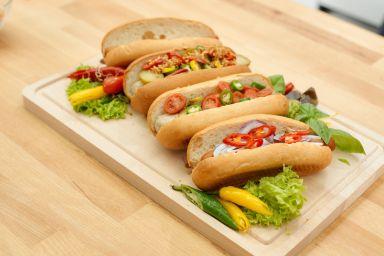 Hot dogi Piotra Stramowskiego
