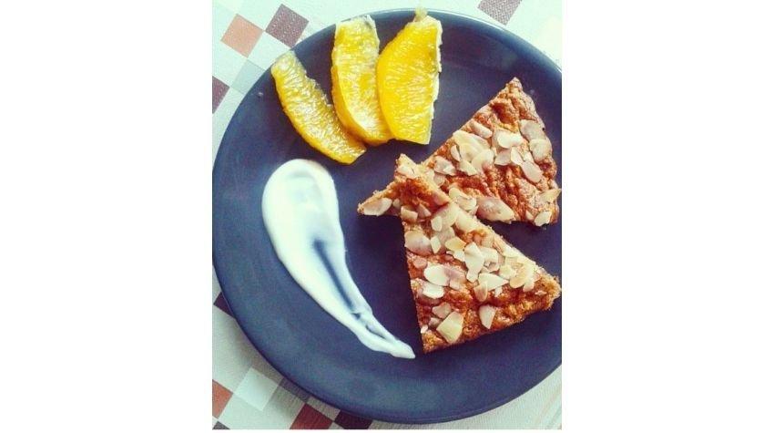 Ciasto marchewkowo jabłkowe