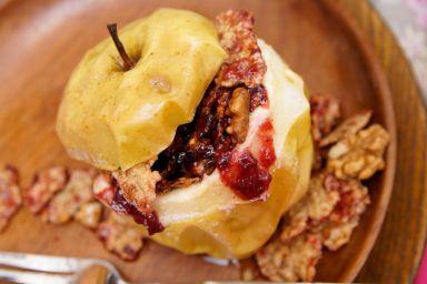 Fit jabłuszka na ciepło