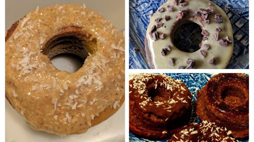Amerykańskie donuty
