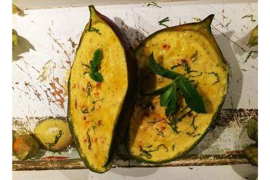 Pikantne lody z mango na przywołanie lata!