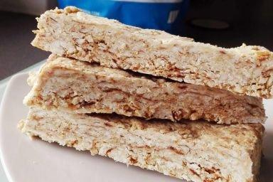 Waniliowo kokosowy baton proteinowy