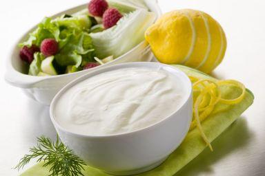 Sos cytrynowo-jogurtowy do ryb